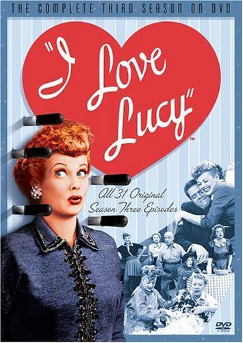 I Love Lucy - The Complete Third Season DVD ~ Lucille Ball, http://www.amazon.com/dp/B0006IUE0C/ref=cm_sw_r_pi_dp_Ojyfqb115X2S5