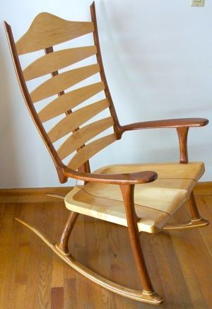 My Rocking Chairs Give You The Most Comfort And Beauty Available Today With Images Wood Rocking Chair Rocking Chair Diy Rocking Chair