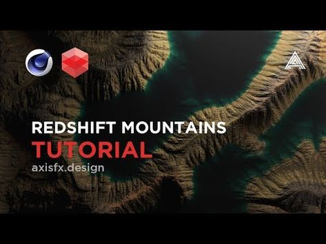 Create Puddle using Photoshop & Redshift for C4D