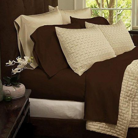 Classic Bamboo Bed Sheet Set Ivory Soft Bed Sheets Bed Sheet