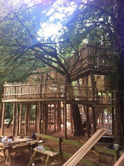 Skymaze Now Open Visitors To Cotswold Wildlife Park This Summer Will Be Wowed By The New Adventure Playground That Has Been Created It Is Made Up