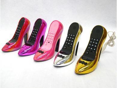 Stiletto #telephones