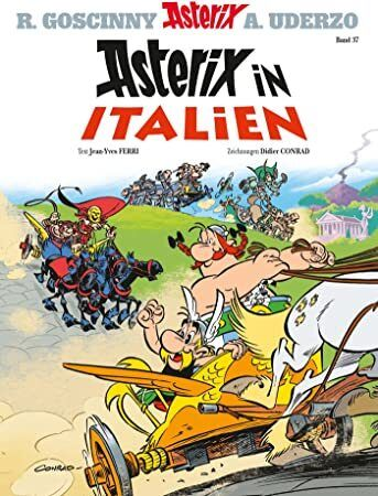 Free Asterix 37 Asterix In Italien German Edition Got Books Download Books Good Books