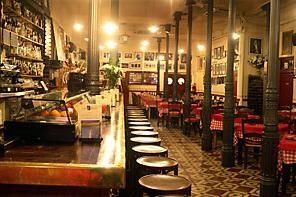 La Barra del Restaurante - CASA PATAS - Madrid