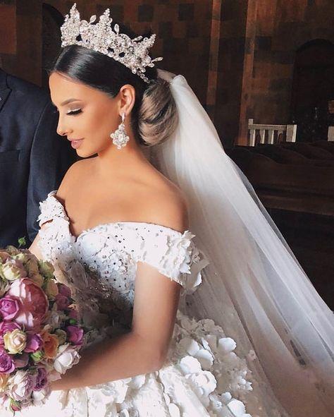 Wedding Tiara/Bridal Crown/Quinceanera Headpiece/Royal Earrings/Magestic Headband/Crystal Jewelry Set/Rhinestone Diadema/Luxe anos - New Ideas