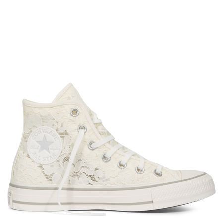 Converse Chuck Taylor All Star Flower Lace WhiteWhite