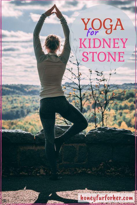 Yoga For Kidney Stones And Overall Kidney Health - Top 10 Poses  #yogaforlife #kidneystone #kidneyhealth #yoga #honeyfurforher