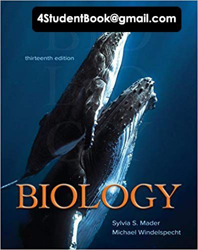 Concepts In Biology 13th Edition