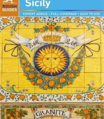 The Rough Guide To Sicily Pdf Sicily Italy Map Europe Travel Guide