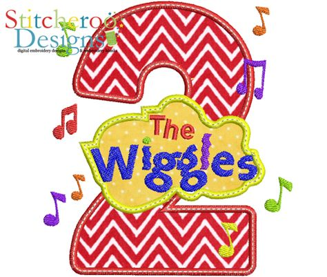 Embroidered WIGGLES LOGO MOTIF........,... Towels/Flannels Baby