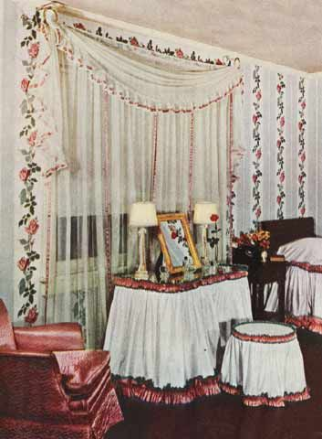 1940 S Home Decor On Pinterest 1940s Decor Retro