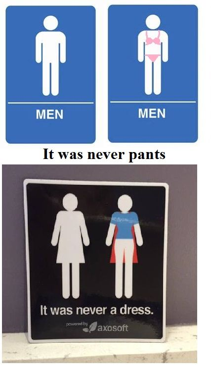 Women's Bathroom Sign You Can't Unsee the women's bathroom sign you can't unsee (and won't want to