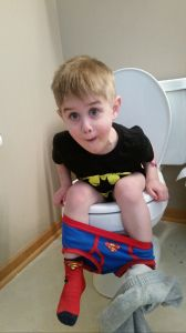 Potty Training Boys is NOT Easy – HappilyImperfectEverAfter