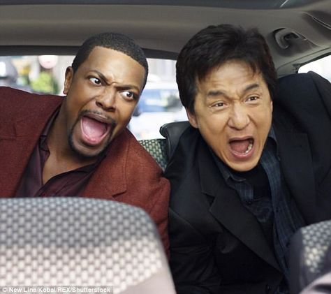 Jackie Chan Confirms Rush Hour 4 Is Happening Jackie Chan