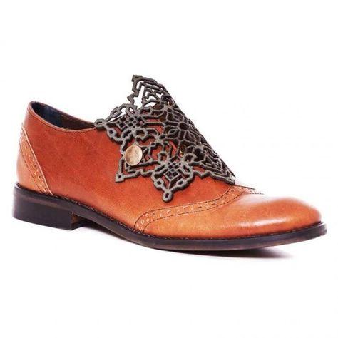 Pantofi oxford unisex cu talpa joasa, din piele naturala, inspirati din cultura…