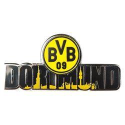 Bvb Dortmund Skyline Pin Badge Bvb Dortmund Bvb Dortmund