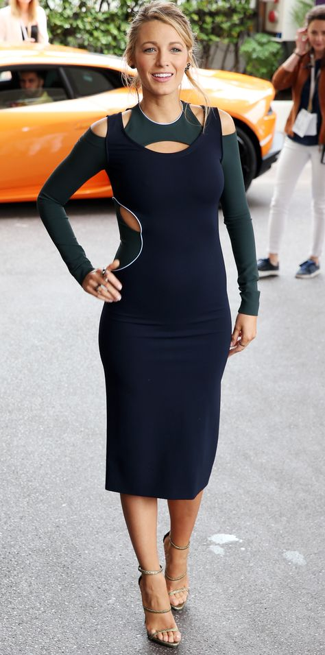 5b488fba96bca 10 Fashion Lessons You Can Learn from Blake Lively's Maternity Style (Even  If You Aren