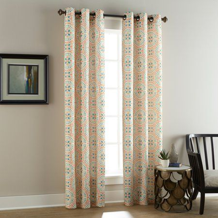 Home Panel Curtains Curtains Coral Curtains