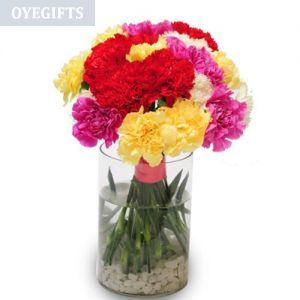 Sweet Carnations Online Flower Delivery Flower Delivery Corporate Flowers