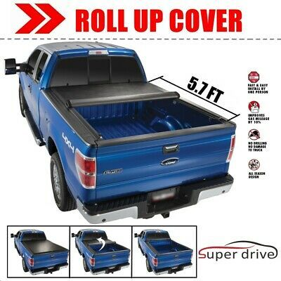 Sponsored Ebay Roll Up Tonneau Cover Bed Cover For 2010 2018 Dodge Ram 2500 3500 5 7 Ft Bed Tonneau Cover Toyota Tundra Cover