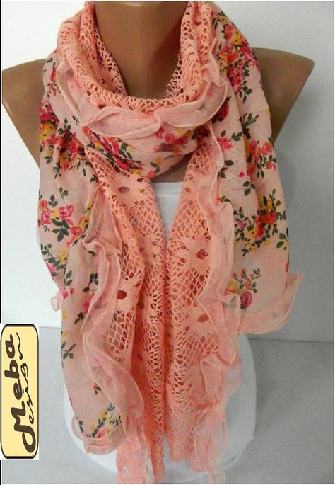 SALE  990 USD Fashion Scarf Trend Scarf by MebaDesign on Etsy
