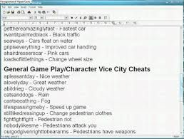 Gta Vice City Cheat Codes Google Search Cheating Coding Floating In Water