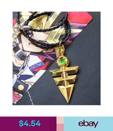 Zexal Yuma Tsukumo Ou no Kagi Emperor/'s Key Cosplay Necklace Pendant Yu-Gi-Oh
