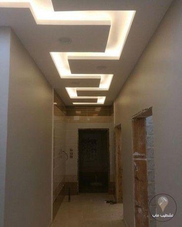 صور وأفكار أسقف جبسية 2019 Pop Ceiling Design False Ceiling Design Bedroom False Ceiling Design Small bathroom bathroom false ceiling