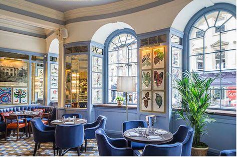 The Ivy Brasserie In Bath As Featured In An Interior Design Lover S Guide To Bath Restaura Interior Design London Interior Design Guide Luxury Interior Design
