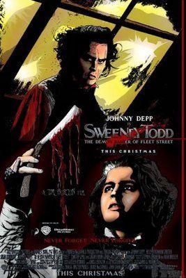Sweeney Todd The Demon Barber Of Fleet Street Poster Id 662474 Sweeney Todd Fleet Street Johnny Depp Movies