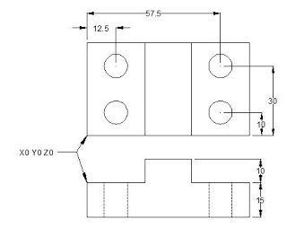 CNC Programming Examples - Peck Drilling Lathe   Tutorials