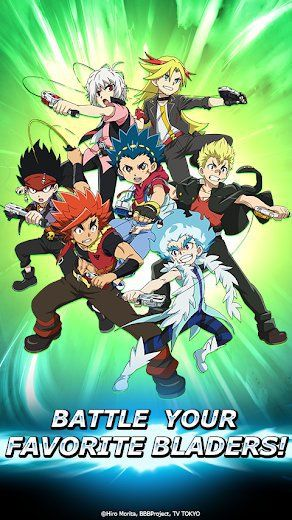 Beyblade Burst Rivals Apk Download Free Puzzle Game For Android