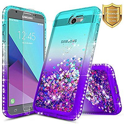e137052fae Amazon.com: Galaxy J7 Sky Pro Case, J7 Prime, J7 V, J7 Perx, Halo ...
