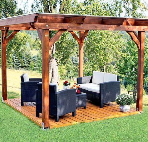 Gartenpavillon Montieren ǀ Toom Baumarkt Garten Pavillon Gartengestaltung Garten