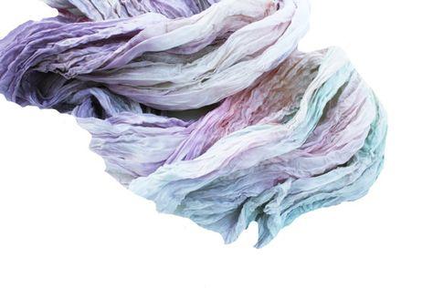 51bf94349dd8c Morning - light pink, pink, mint, lavender, purple, light green, sage silk  scarf.