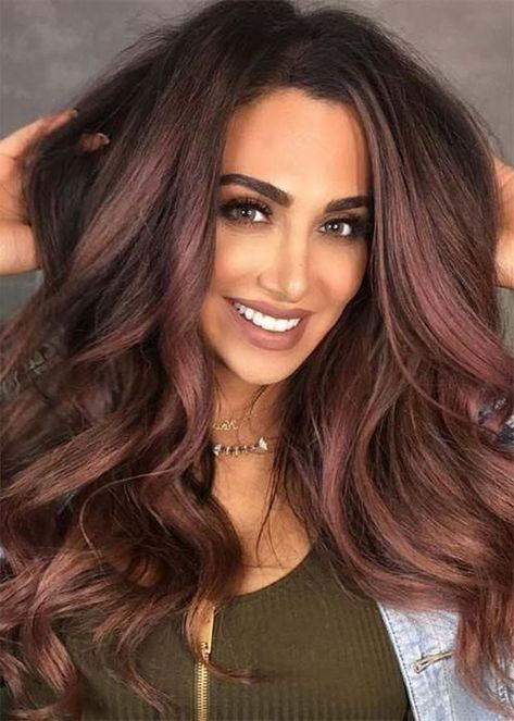 48 Splendid Hair Color Trends Ideas For Women This Year