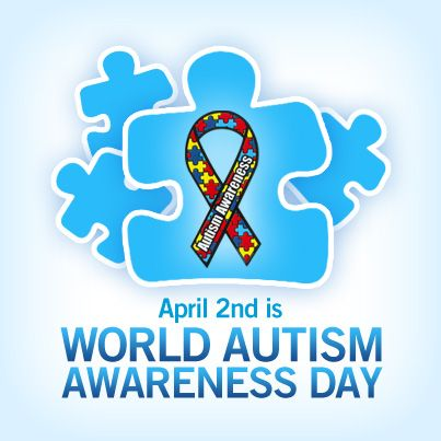 Image result for world autism awareness day