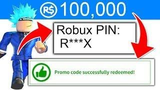 New Promo Code Gives You Free Robux 1 000 000 Robux Oct 2019