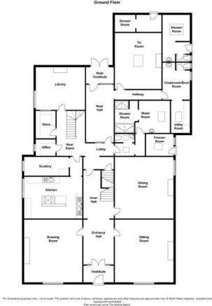 Rightmove Co Uk Floor Plans Georgian Homes Story House
