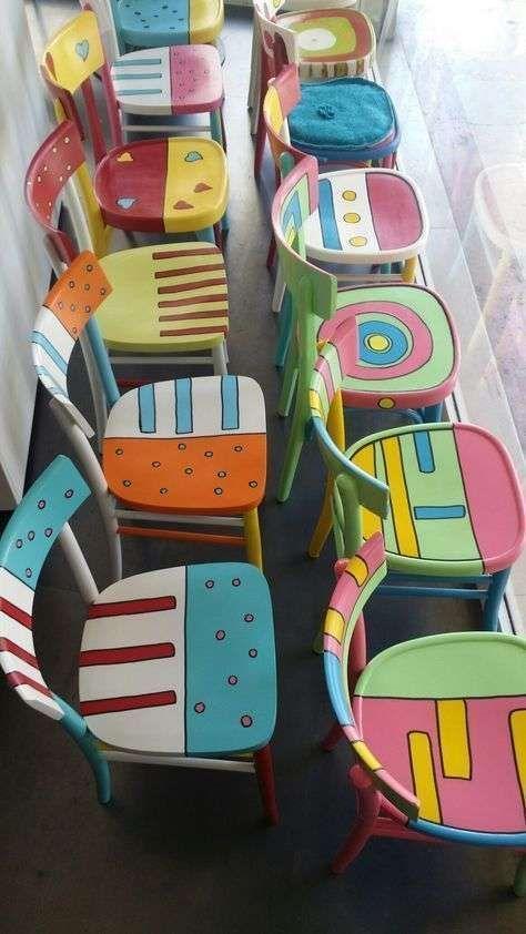 Come dipingere una sedia - #Chair #dipingere #sedia #una