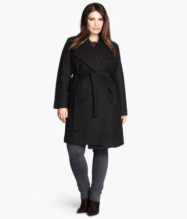 Plus Size Coat | H&M US