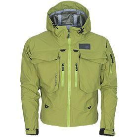 Taimen Ponoy Wading Jacket Golden Lime Jackets Fishing Outfits Fly Fishing Shop