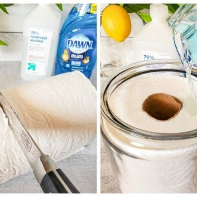 How To Make Homemade Disinfecting Wipes In 2020 Homemade