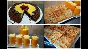 مائدة رمضانية سريعة موائد إفطار مغربية وجبة فطور بالصور وجبة فطور رمضان وجبة فطور الصباح Desserts Food Breakfast