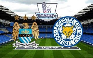 Manchester City Vs Leicester City With Images Leicester City