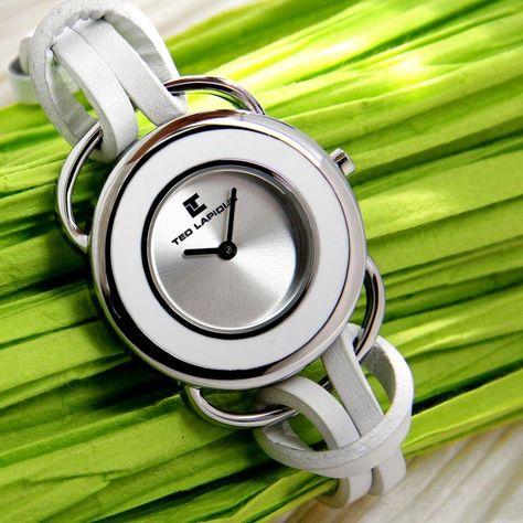 Craquez pour une montre Ted Lapidus / Mode in Motion
