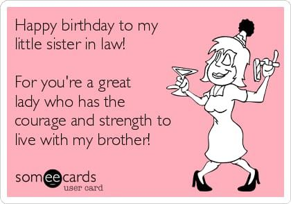 Birthday With Images Birthday Quotes Funny Sister Birthday
