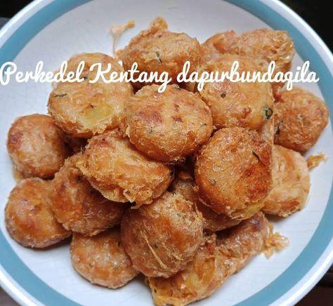 Resep Perkedel Kentang Masakan Rumah Sederhana Oleh Yuanita Kusuma Dewi Dapurbundaqila Resep Resep Makanan Dan Minuman Kentang