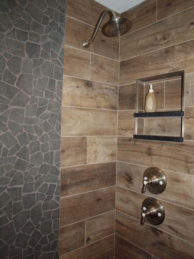 Wood Look Tile On Walls Normandy Wood Tile Shower Wood Tile Bathroom Porcelain Wood Tile