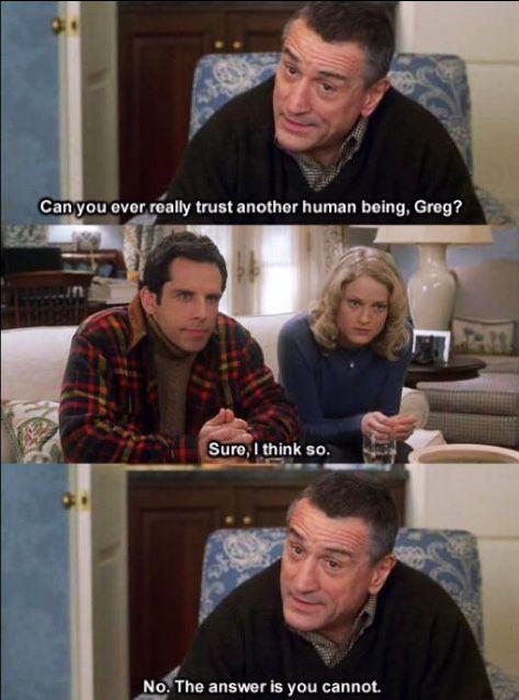 Circle Of Trust Greg : circle, trust, Parents, (2000), Favorite, Movie, Quotes,, Entertaining, Movies,, Quotes
